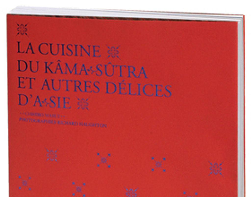 Zoom sur un livre cunilaire. Euh culinaire, pardon