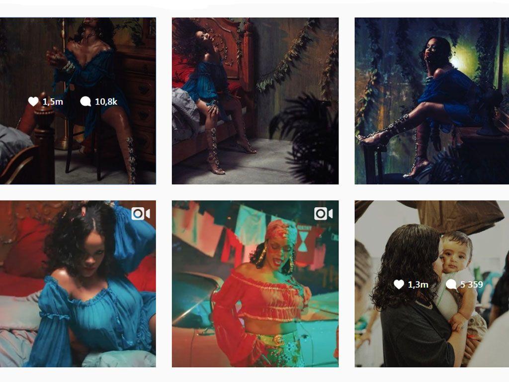 Rihanna, le poids des mots