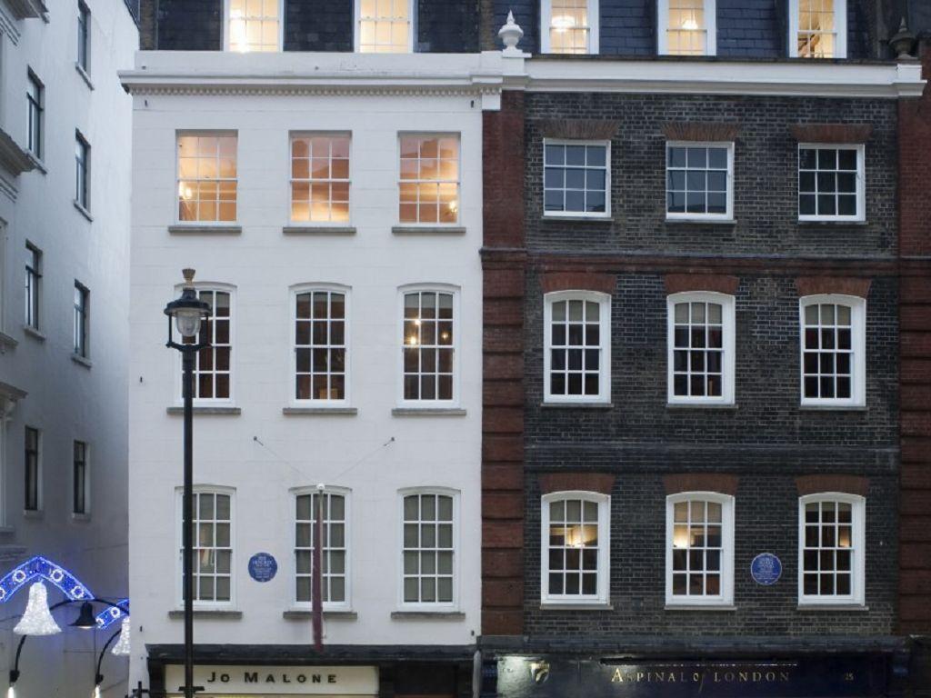 Le musée Haendel & Hendrix à Londres:  une véritable maison de poupée