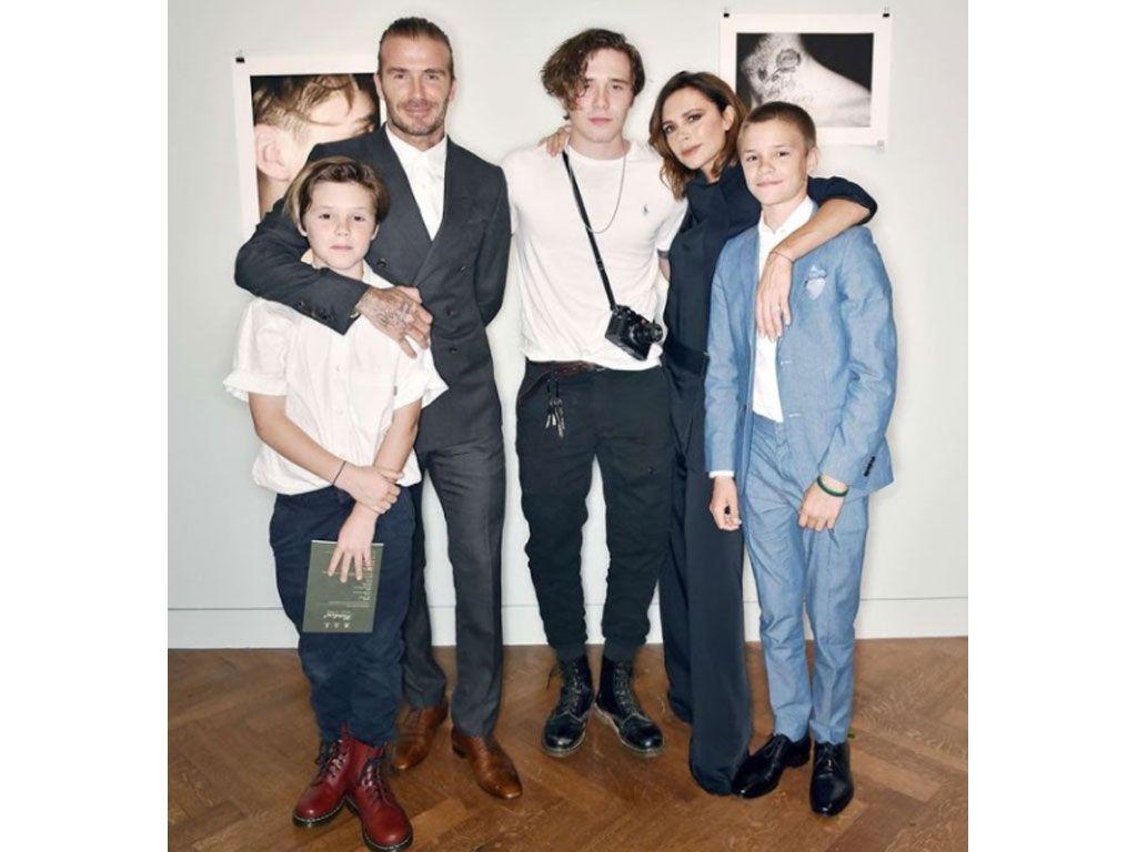 Après  Victoria et David Beckham, place à Brooklyn Beckham