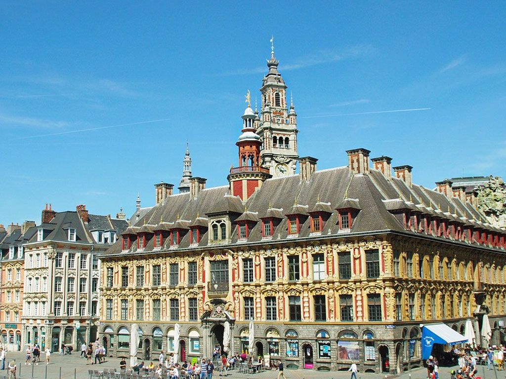 Les 5 choses à faire à Lille