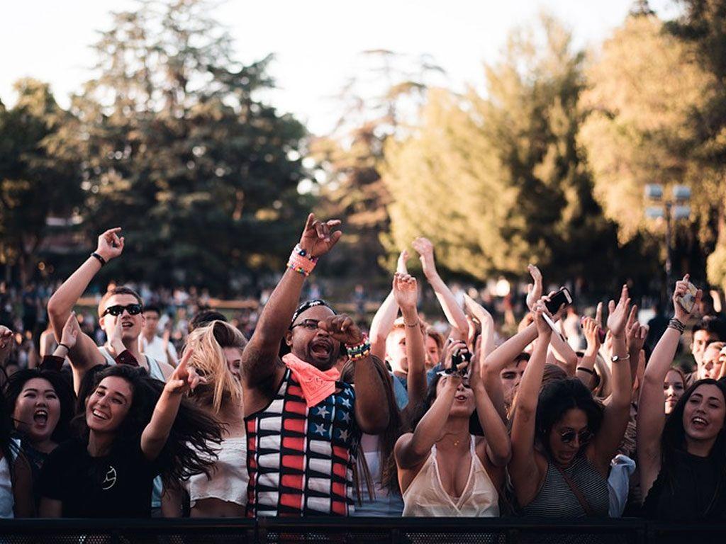 7 types de personnes que l'on croise dans tous les festivals