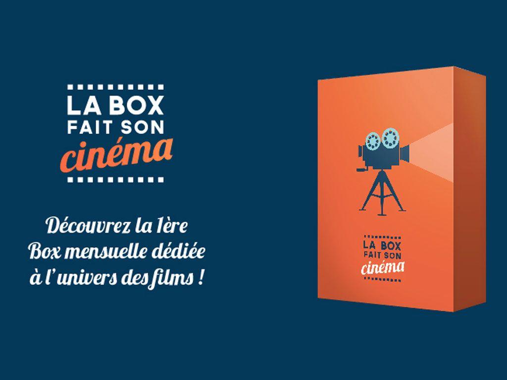 Une box cinéma pour les passionnés de films