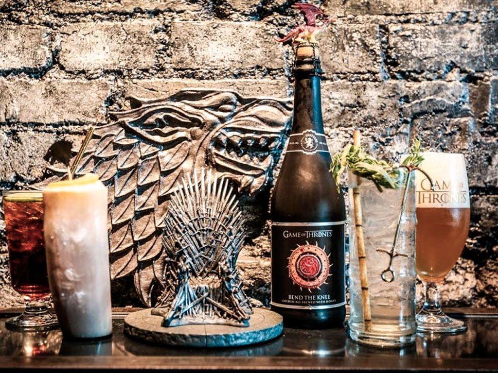 Un bar éphémère entièrement dédié à Game of thrones