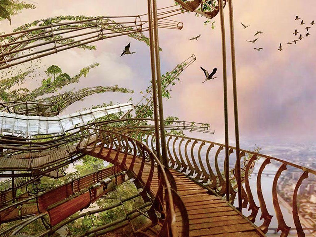L'arbre aux Hérons, le futur projet grandiose des Machines de l'île