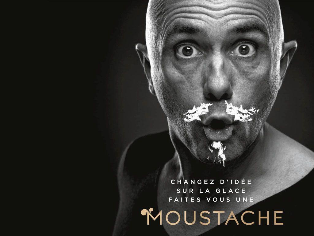 Moustache, la glace belle et bonne de Saint-Malo!