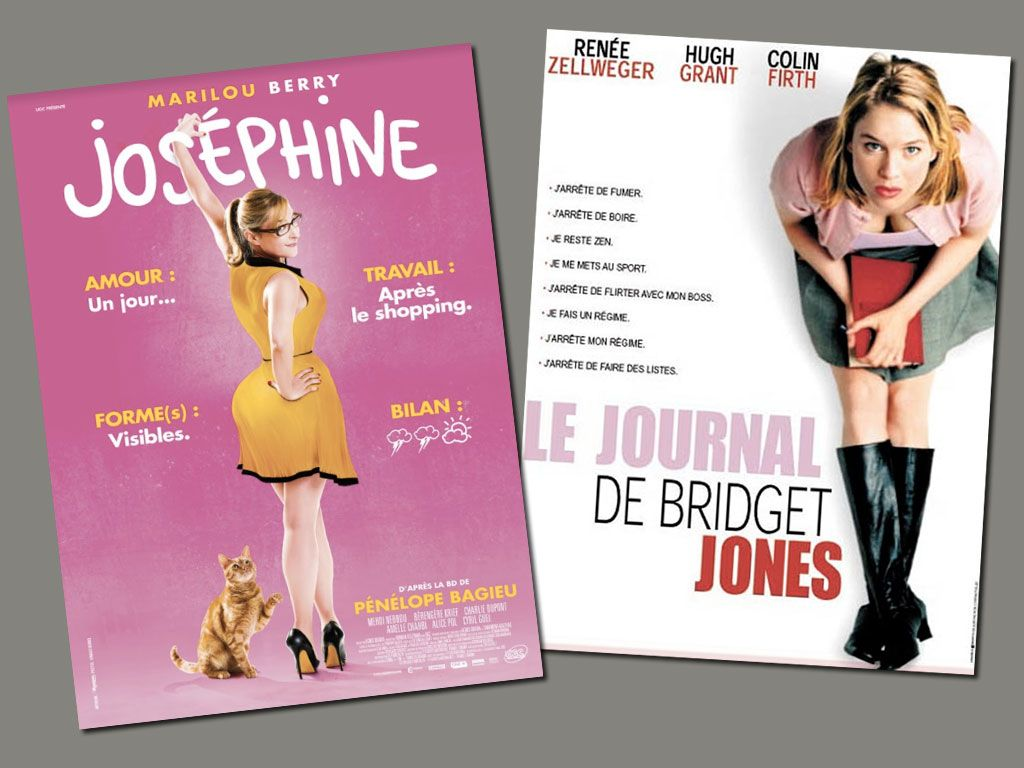 Joséphine VS Bridget Jones, qui gagne la bataille ?