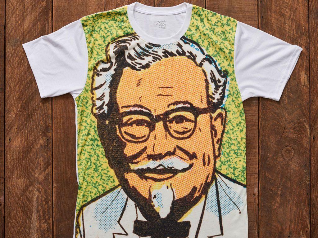 WTF ! KFC lance une collection de vêtements
