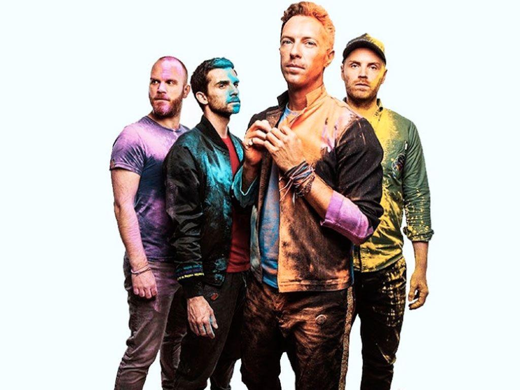 En concert avec… Coldplay