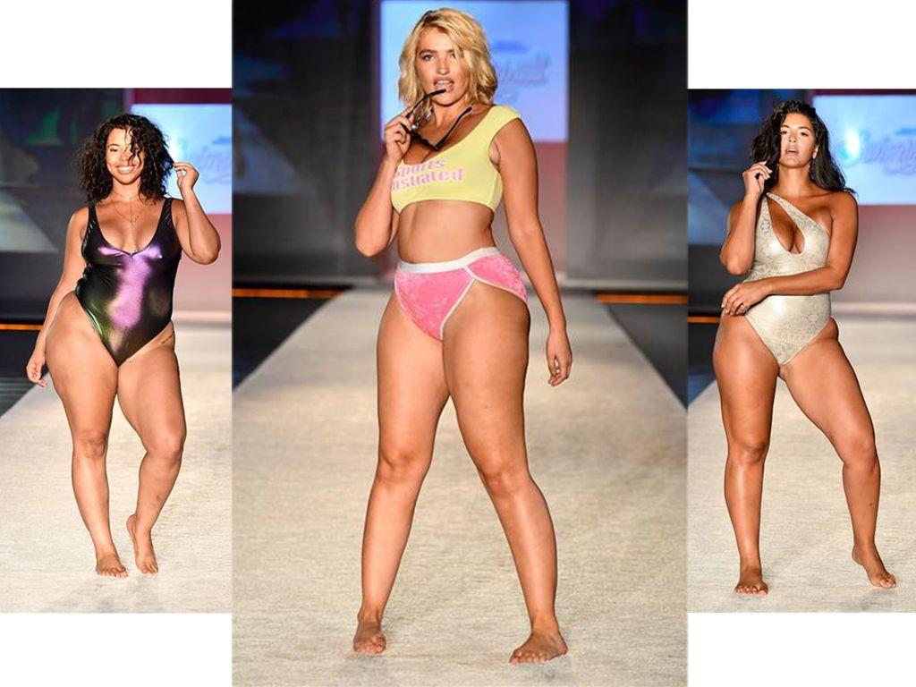 Le magazine Sports Illustrated lance une ligne de maillots de bain plus size