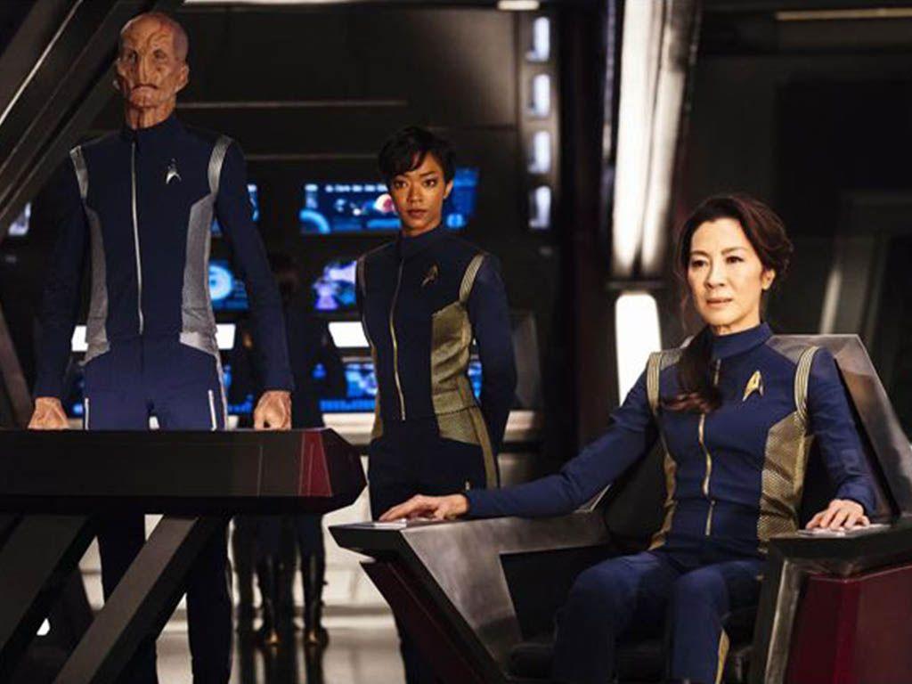 Star Trek Discovery: Le grand retour de Star Trek à la TV