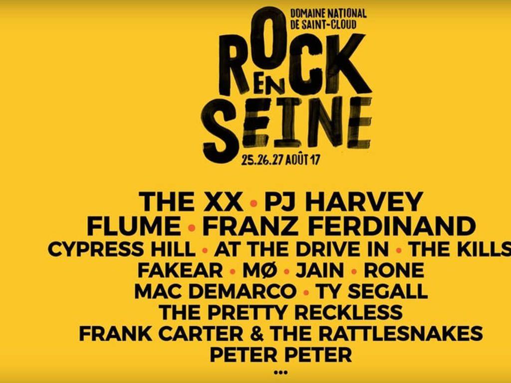 8 pensées que j'ai eues lors du dernier Rock en Seine