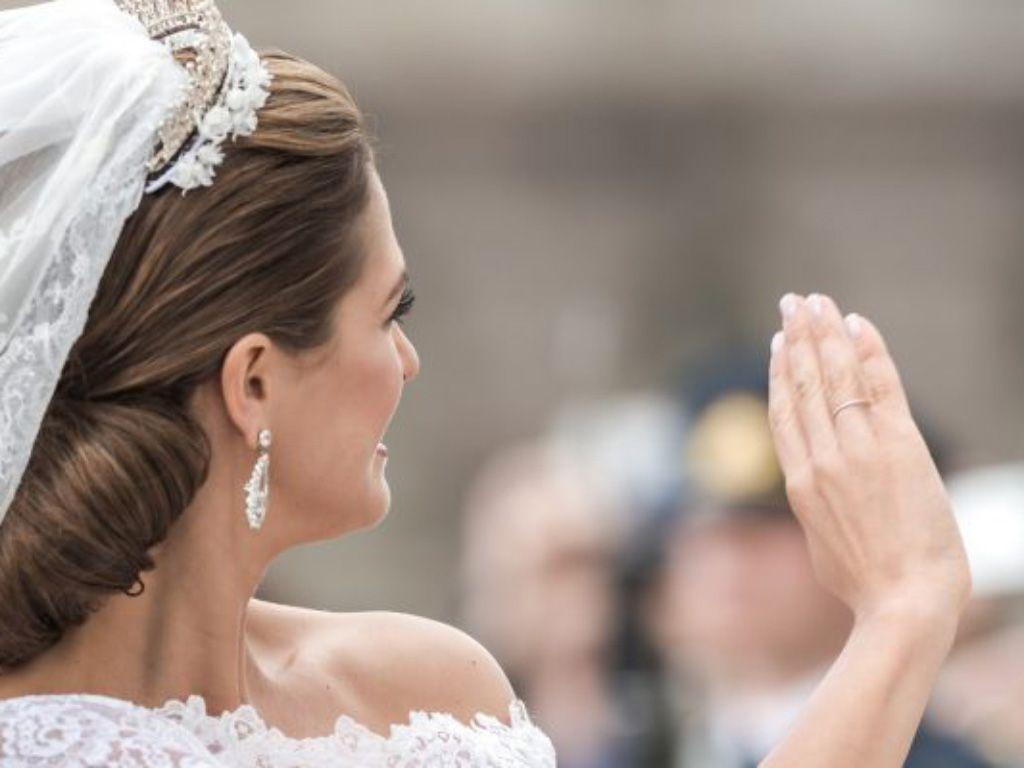 Les robes des mariages royaux à travers le temps