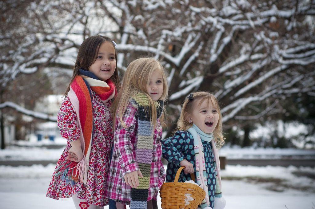 Protéger ses enfants du froid en 6 étapes