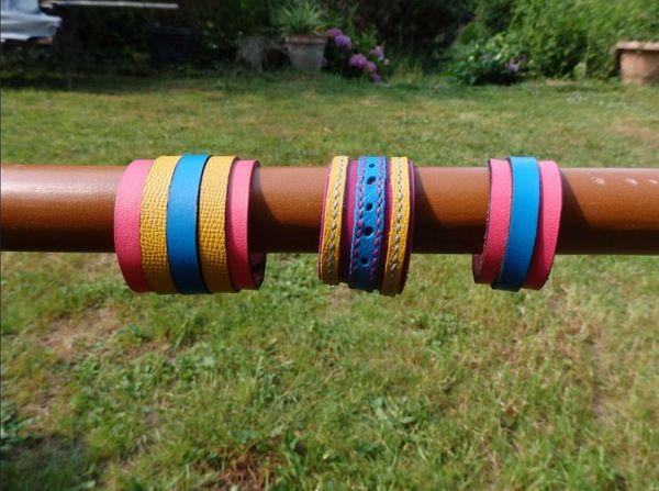 Bracelets color