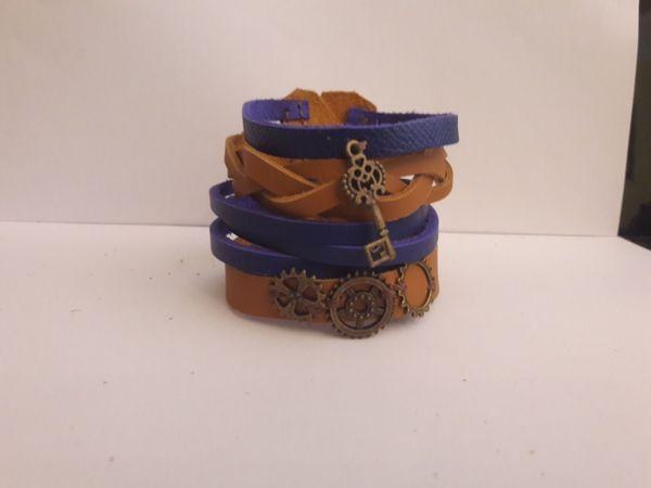 Bracelet style Steampunk