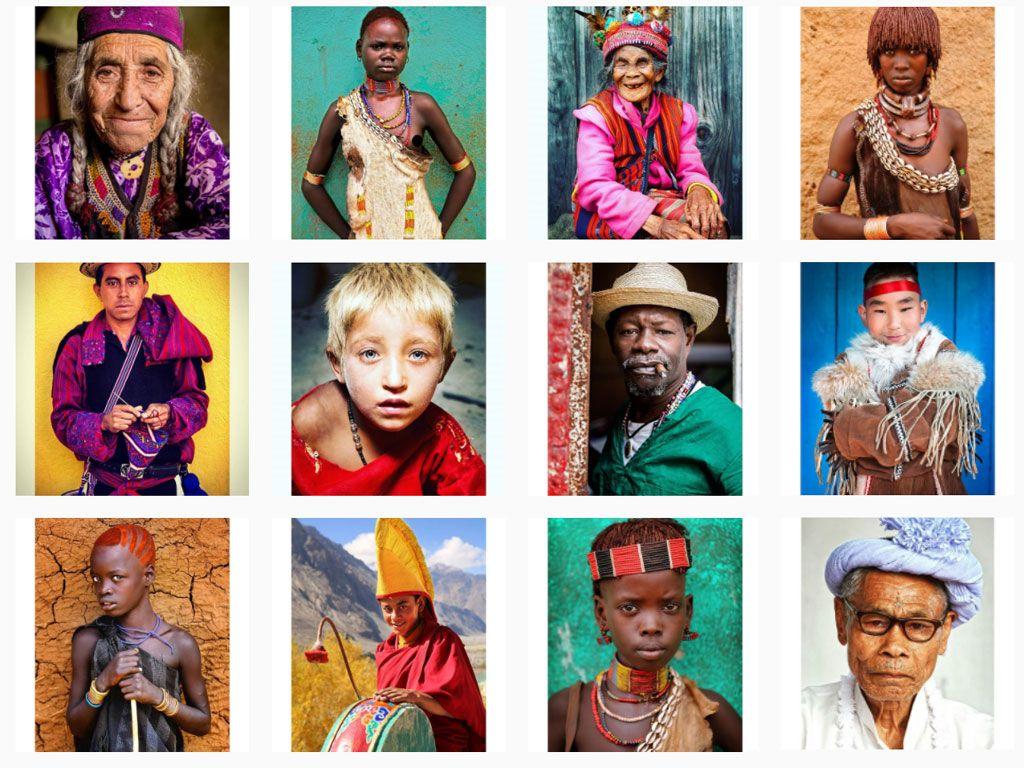 Alexander Khimushin, photographe de la diversité humaine