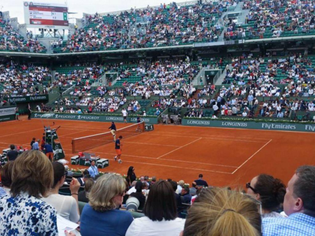 10 pensées que j'ai eues pendant mon premier Roland-Garros