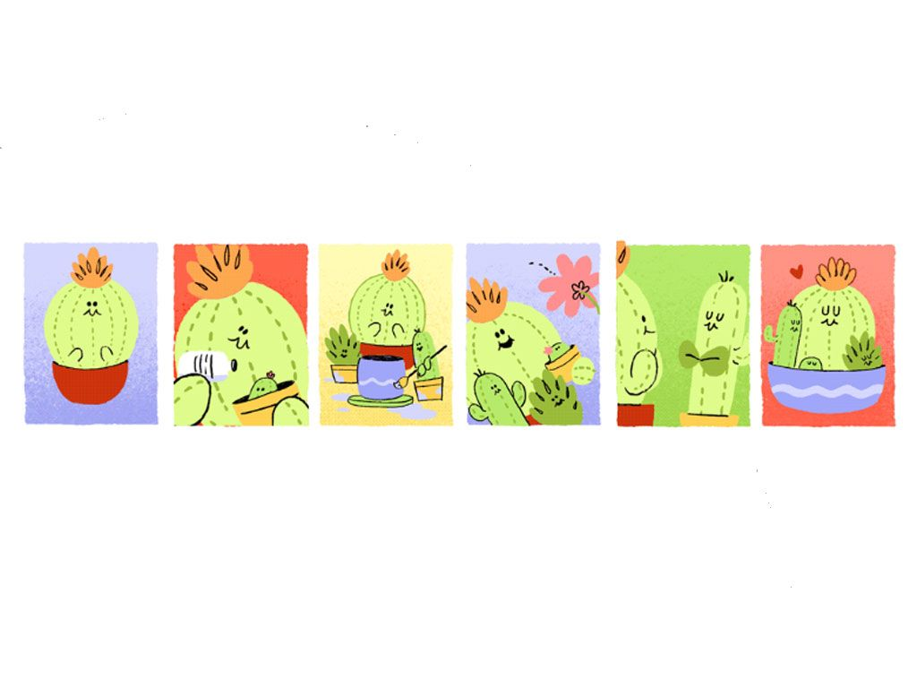 28 mai 2017 : un doodle pour fêter les mamans