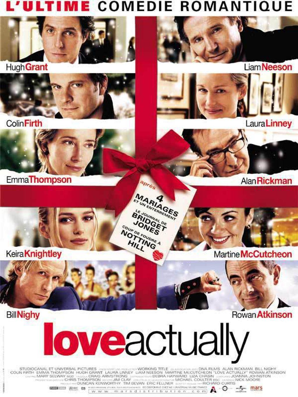 3 comédies romantiques à regarder absolument à Noël !