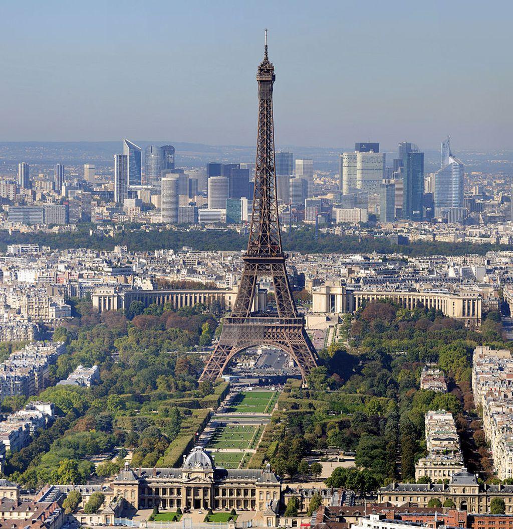 5 bonnes raisons de vivre à Paris
