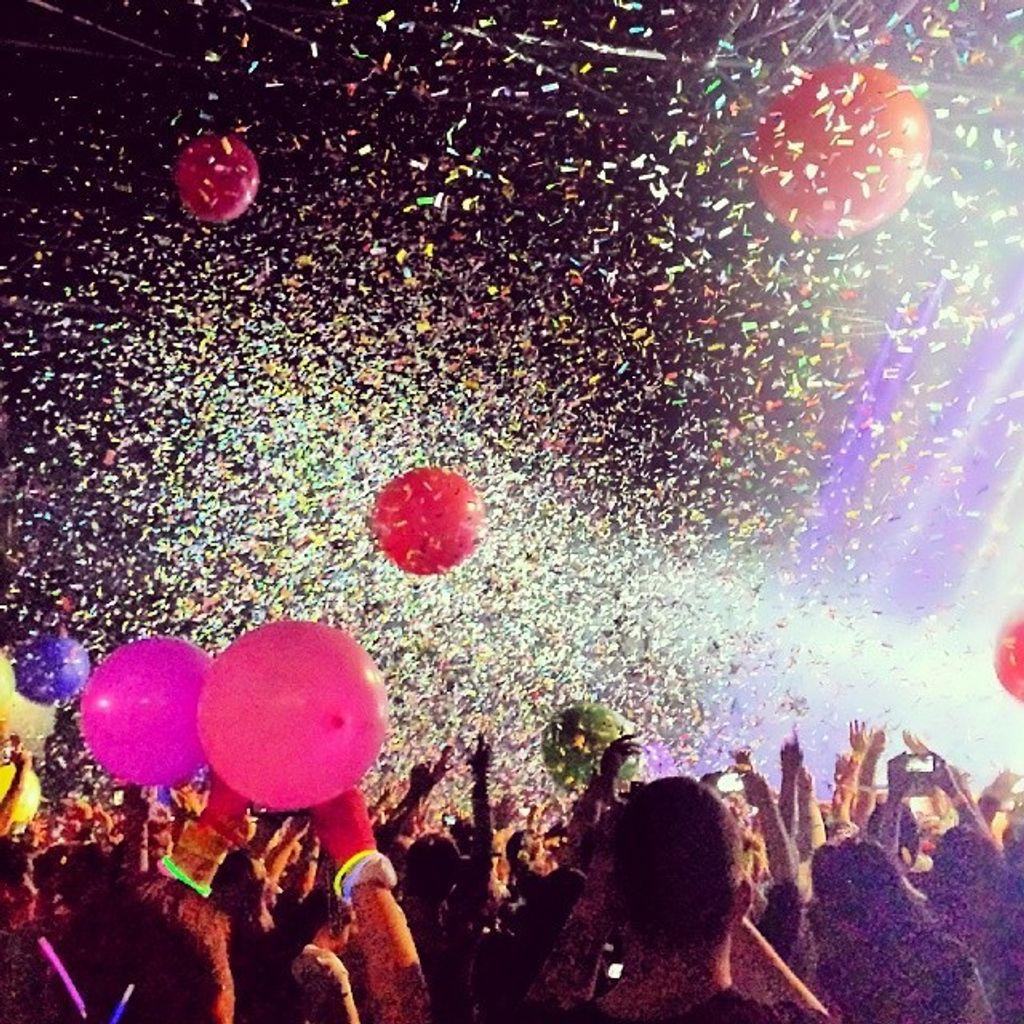 5 choses à ne pas faire à un concert