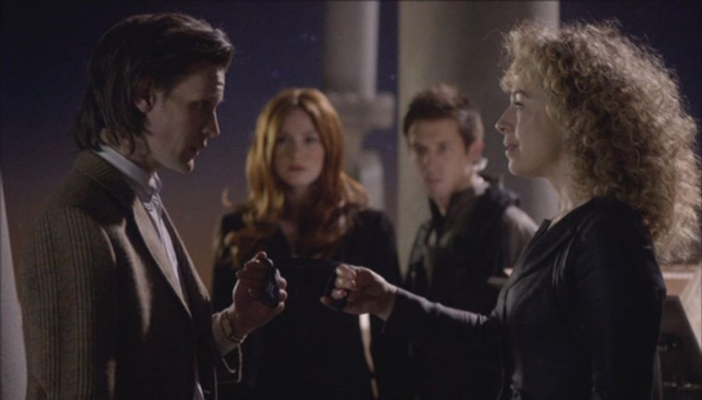5 citations de Doctor Who qui font battre mon coeur.