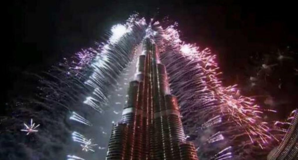 5 endroits où j'aimerais fêter le Nouvel An