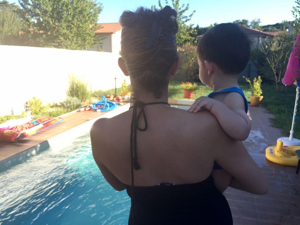 5 gros changements pour vos premières vacances avec bébé