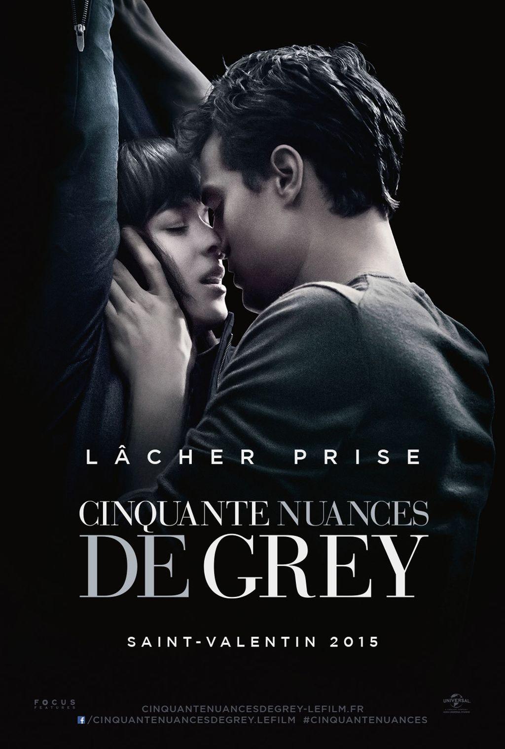 50 nuances de Grey : Le livre Vs le film = mon débrief !