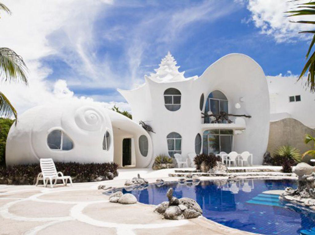 Top 10 des maisons AirBnb les plus dingues