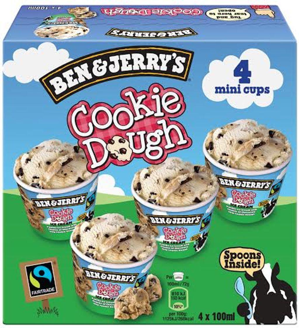 Alerte gourmande : La Cookie Dough de Ben & Jerry's débarque en mini-format