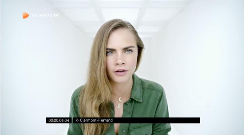 Apprenons à dire Clermont-Ferrand à Cara Delevingne !