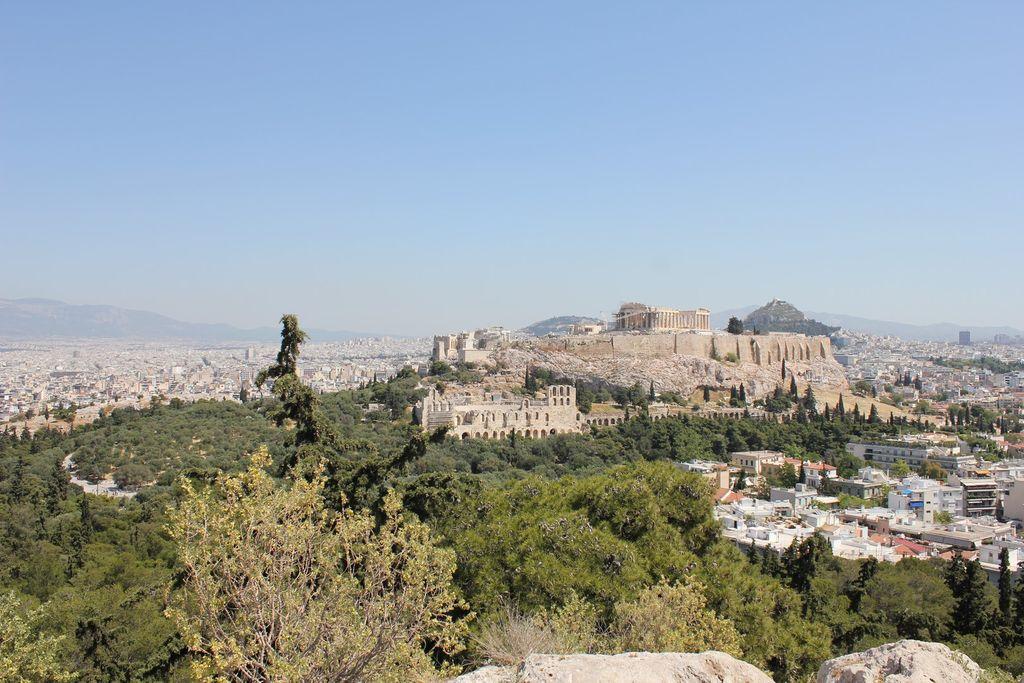 Athènes , l'antique
