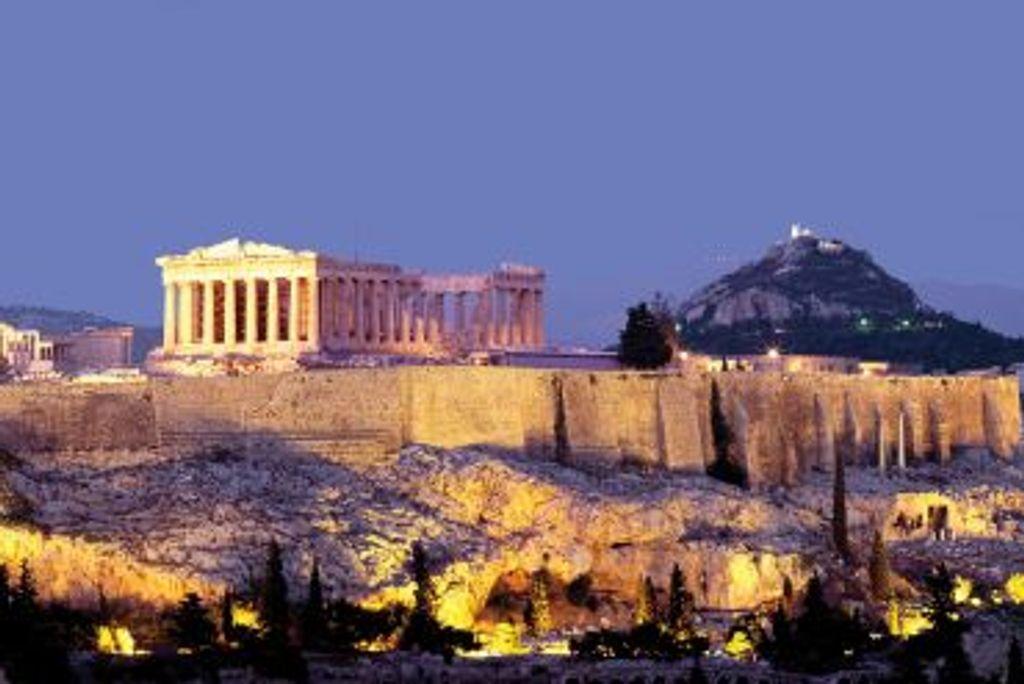 Athènes la belle