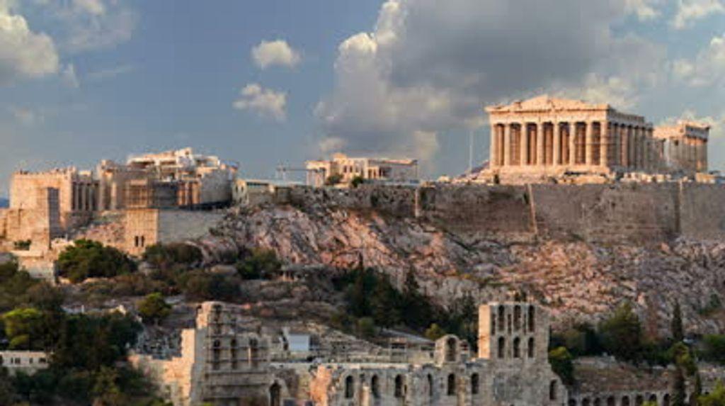Athenes...mon premier voyage....