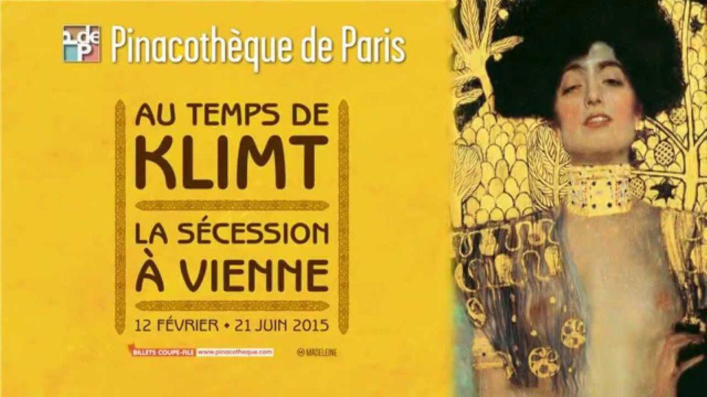Au temps de Klimt, la sécession à Vienne
