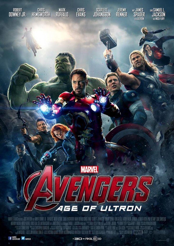 Avenger 2 au cinéma, on y va ?