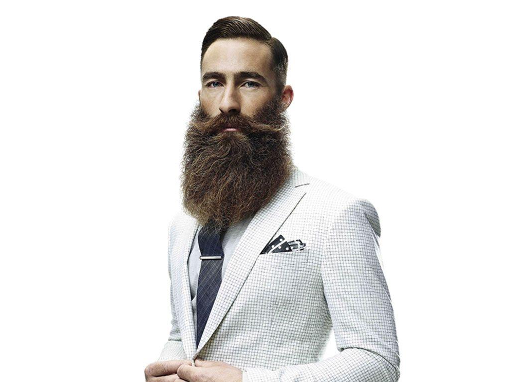 Barbes, moustaches et compagnie !