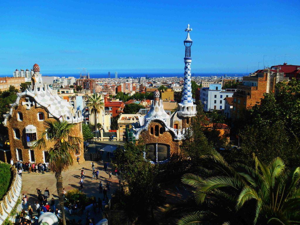 Barcelona , la bella
