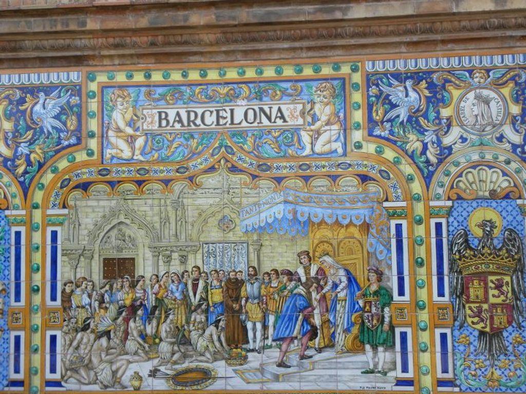 Barcelone la ville ou j'ai grandi