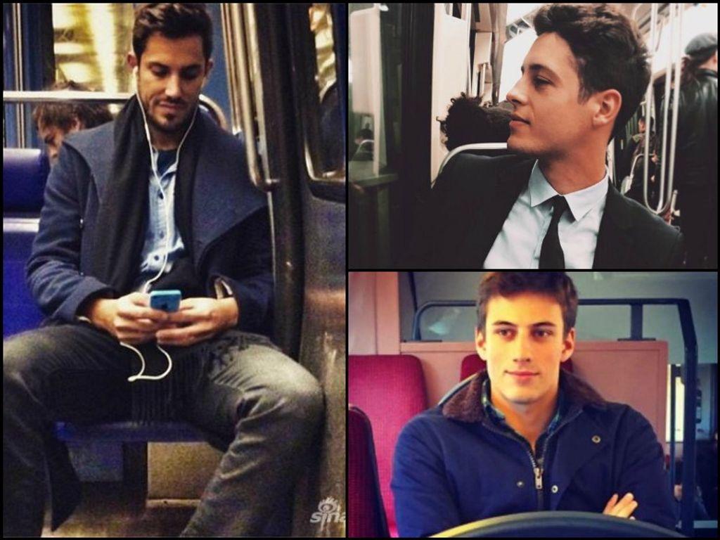 #prêtàliker : les beaux gosses du métro sont sur Instagram