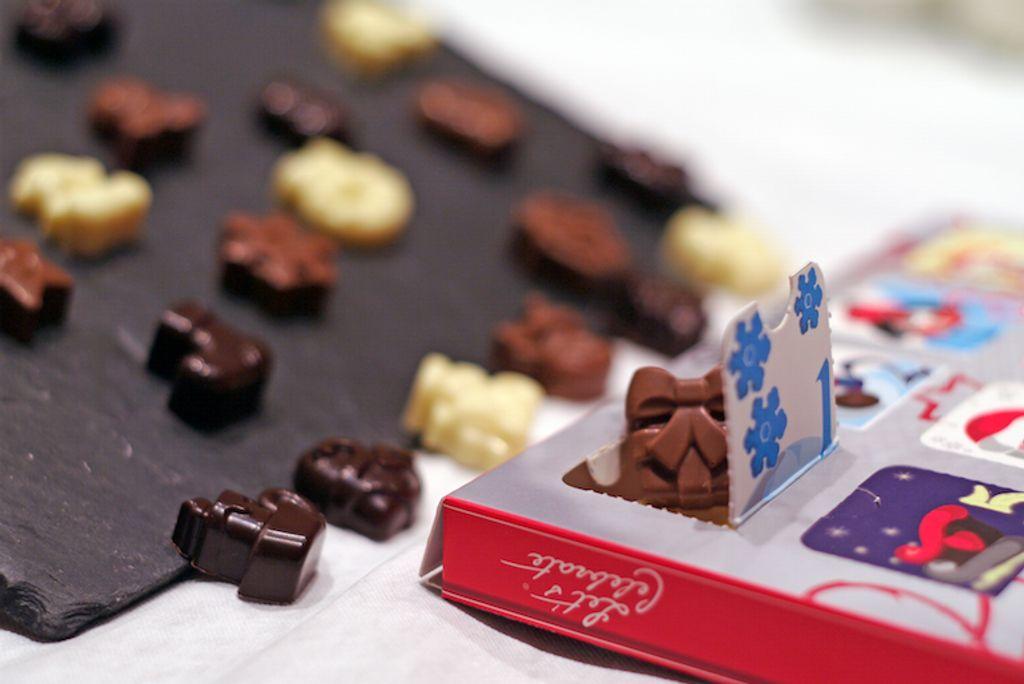BON PLAN ! Créez vous-même votre Calendrier de l'Avent avec le Musée Gourmand du Chocolat !