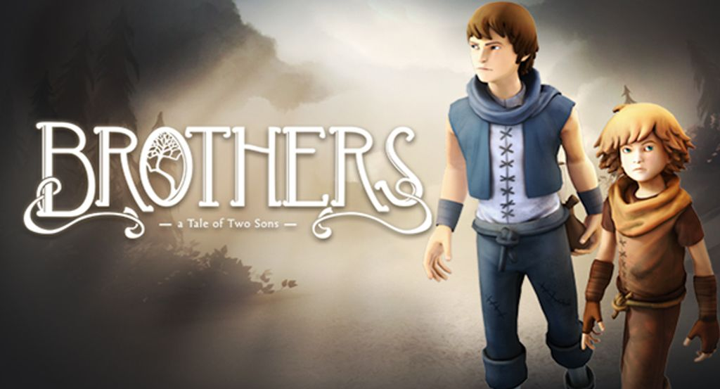 Brothers : A Tales of Two Sons