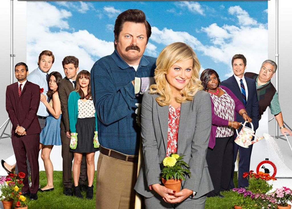 Bye bye Parks and Recreation