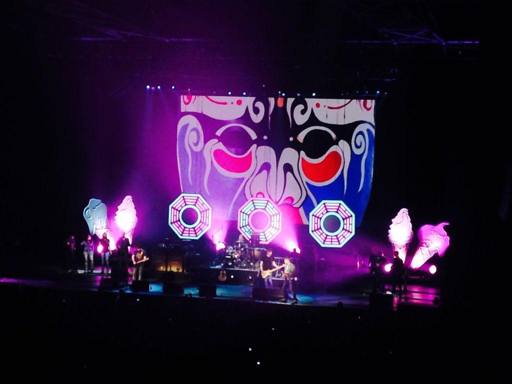 C'était comment, le concert de Blur ?
