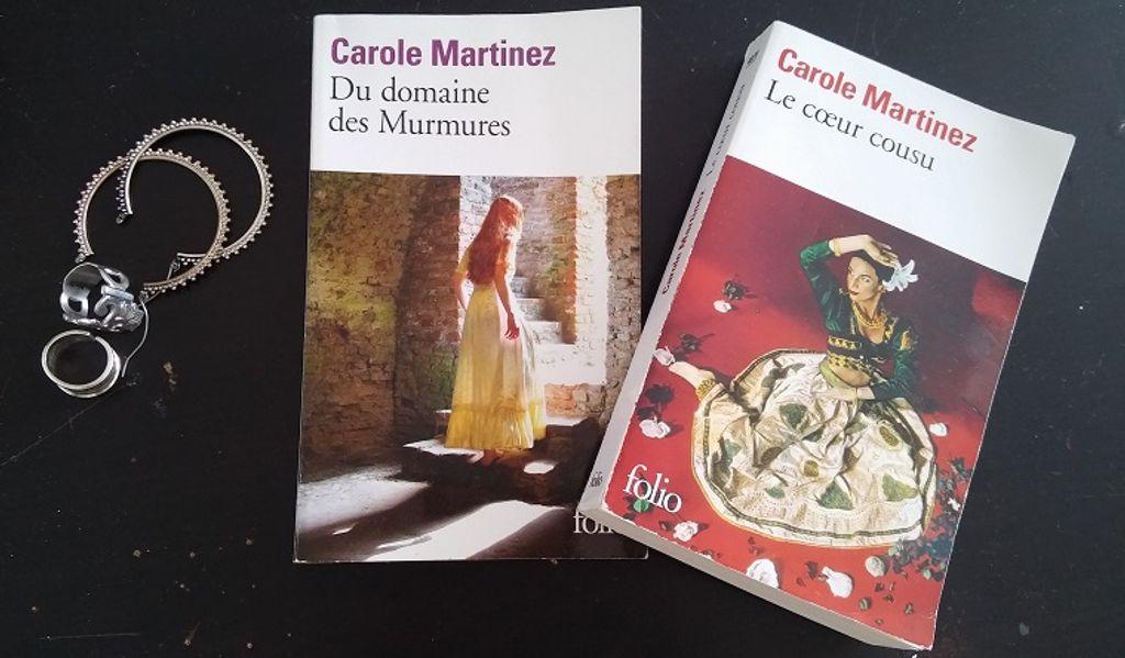 Caroline Martinez, mon coup de coeur littéraire de l'été