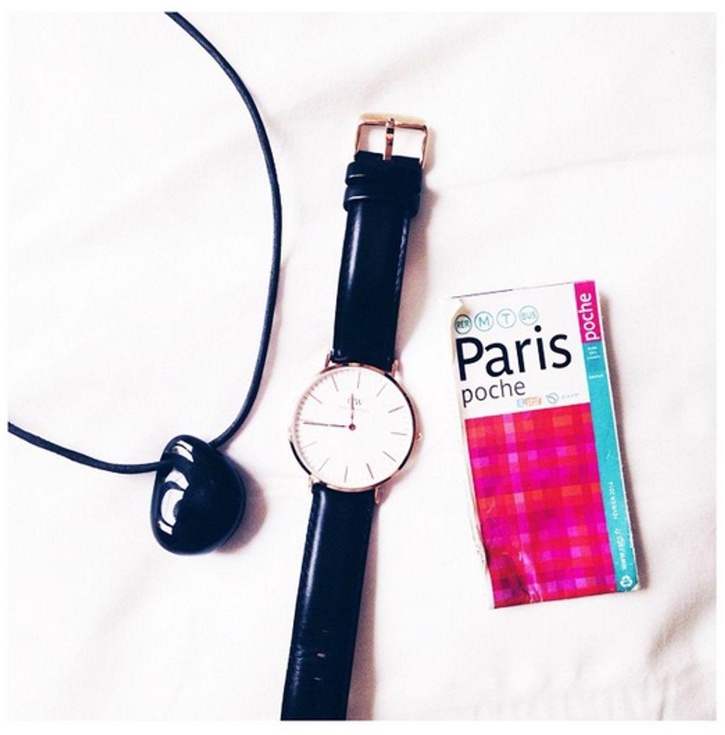 Ces petites choses que je fais lorsque je vais à Paris