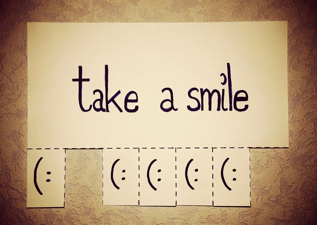 Ces petites choses qui me donnent le sourire