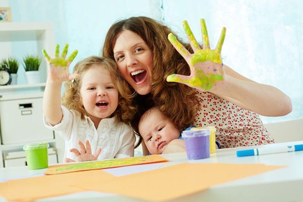 Comment je passe plus de temps avec mes enfants grâce à mon nouvel aspirateur